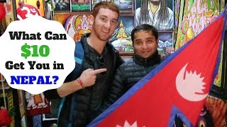 What Can $10 Get You in NEPAL?