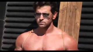 Behind the scenes Of Dabboo Ratnani Calendar 2011 With Hrithik Roshan HQ