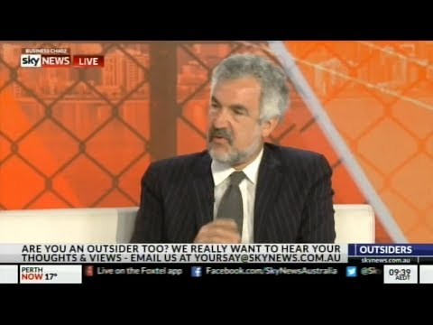 "Daniel Pipes on SkyNews ""Outsiders"""