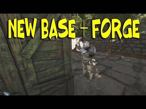 """NEW BASE + FORGE"" - TRIBE STRUGGLE #2 | ARK: Survival Evolved (HOD's SERVER) (60fps) 10K SUBS!!"