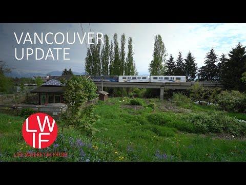 Vancouver Update: Life, Meetup, Survey
