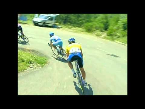 Cycling Tour de France 2005 Part 4
