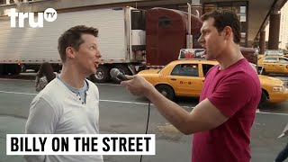 Billy on the Street - Who's the Most Famous Person Sean Hayes Can Get on His Phone?