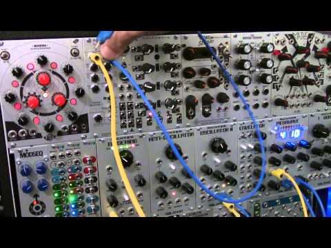 Modular Wild-Malekko Heavy Industry-Richter Megawave-Bank 10 Part Two