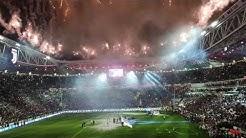 Scudetto ceremony Juventus, season 2018/2019