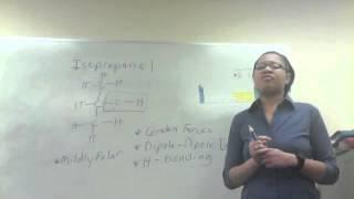 Determining Intermolecular Forces