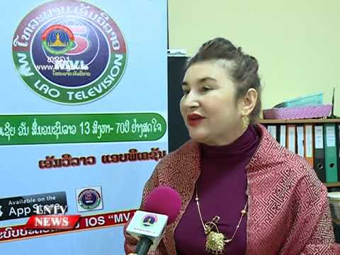 MV-Lao Television proud to be the information bridge linking Laos to the worldwide