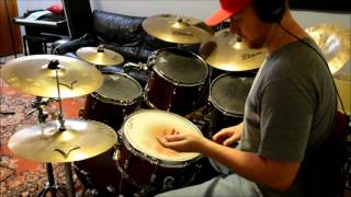 Drum Cover - Bushes Of Love by Bad Lip Reading