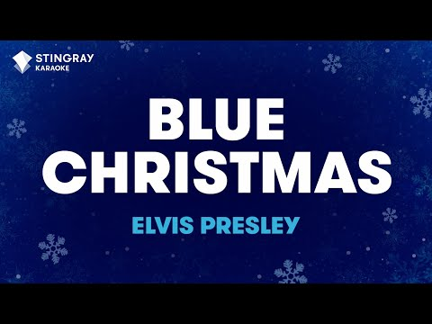 Blue Christmas in the Style of