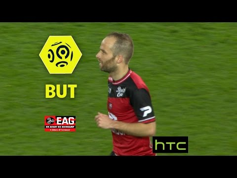 But Etienne DIDOT (90') / EA Guingamp - AS Monaco (1-2) -  / 2016-17
