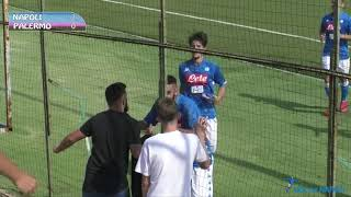 L'under 17 del SSC Napoli batte 2-1 il Palermo   Sintesi di #Goldel...
