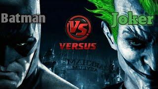 Rov Ep.45 Batman Vs Joker ศึกตัวละคร DC#1อัศวินรัตติกาล Vs จอมว้ายร้าย Ft.EochanTicy Chanel