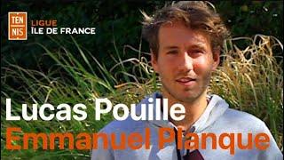 LUCAS POUILLE / EMMANUEL PLANQUE : LA RELATION JOUEUR/ENTRAINEUR
