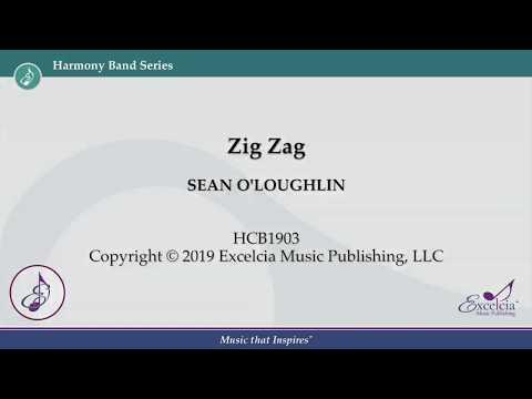 Zig Zag - Sean O'Loughlin