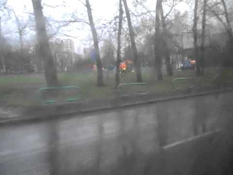 Москва, автобус 63