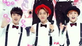 [EXO-EXO] - Christmas Day @ popular song Inkigayo 131222