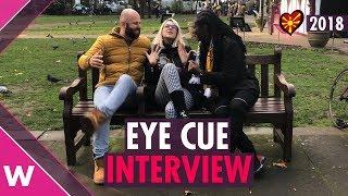 Dancin'! Eye Cue discuss their new single during London visit   wiwibloggs thumbnail