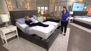 Sleep Number Qseries 6.1 Ck Mattress Set W/adat & Modular Base With Rick Domeier