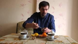 Чай с ташкентским лимоном и тайваньским сахаром