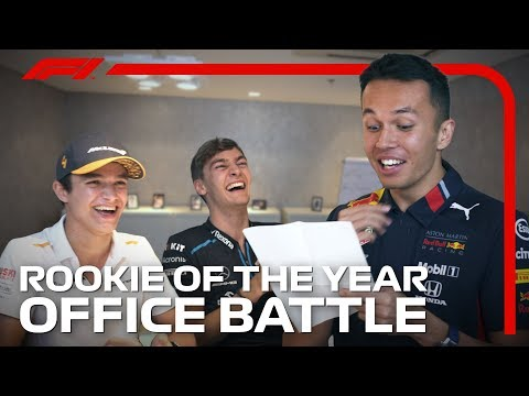 Rookie Of The Year 2019: Norris, Russell Or Albon?