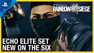 Rainbow Six Siege: Echo Elite Set - New on the Six | PS4
