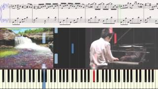 River Flows In You- YIRUMA (Ноты для фортепиано) (piano cover)