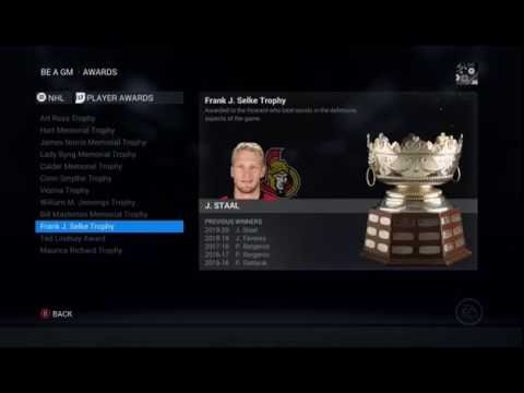 NHL 16 Fantasy GM: Washington Capitals S6 Episode 41 // Two Goalie Draft! (XBone)