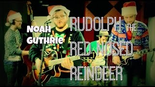 "Noah Guthrie - ""Rudolph The Red Nosed Reindeer"" (Band Version)"