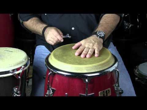 Tuning a Conga | How To Play The Conga | Conga Playing Tips