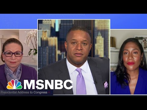 """'We Have To Talk About Voting Every Single Day': Board Chairman Of """"When We All Vote""""   Craig Melvin"""