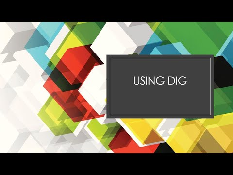 using-dig-to-troubleshoot-dns-issues