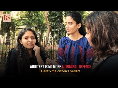 Is India happy with adultery verdict? A reality check that might surprise you