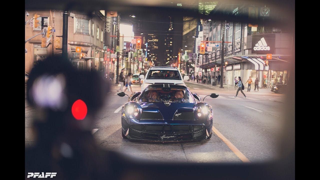 Pfaff Eight nds | Behind the scenes - McLaren, Pagani, Porsche ...