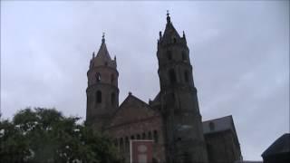 WORMS (DE, RHL-PFZ): Glocken Kaiserdom und Dreifaltigkeitskirche