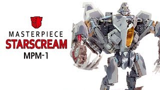 KL243 MPM-1 L Masterpiece Movie series Leader class Starscream