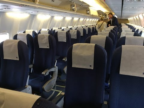 Scandinavian Airlines - Boeing 737-800 Flight Review. Oslo To Malaga, Spain