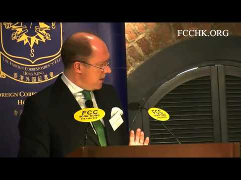 2014.03.17 - Russell Coleman SC (Topic: Opening the Doors: Access to Information in Hong Kong)