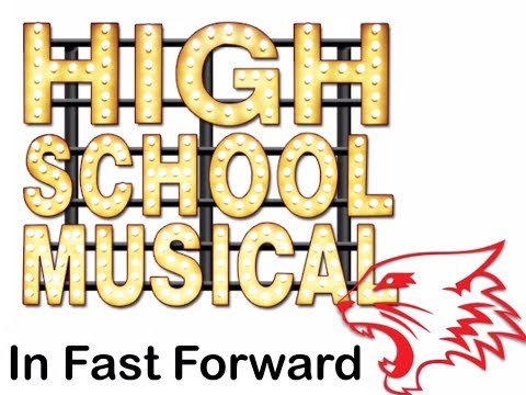 Capitol Hill Middle School Presents: High School Musical - Preivew