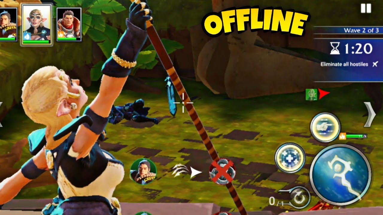 Top 17 Best Offline Games For Android 2018 #6