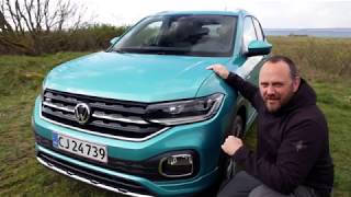 Test: Volkswagen T-Cross