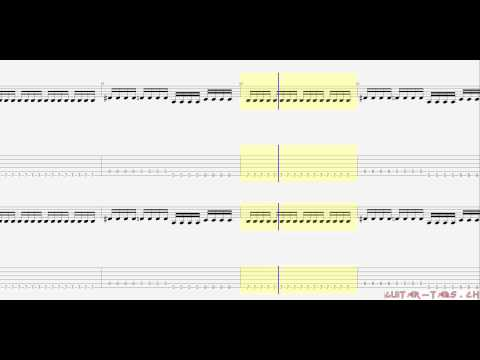 Slayer Tabs - Hell Awaits