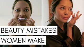 Beauty Mistakes Women Make