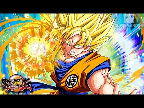 "THE BEST GOKU COMBO! TEAM ALL GOKU! - Dragon Ball FighterZ ""Goku Black"" ""SSGSS Goku"" Gameplay"