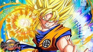 THE BEST GOKU COMBO! TEAM ALL GOKU! - Dragon Ball FighterZ