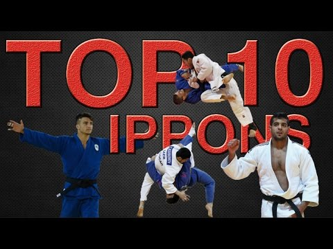 TOP 10 IPPONS 2016   JudoAttitude
