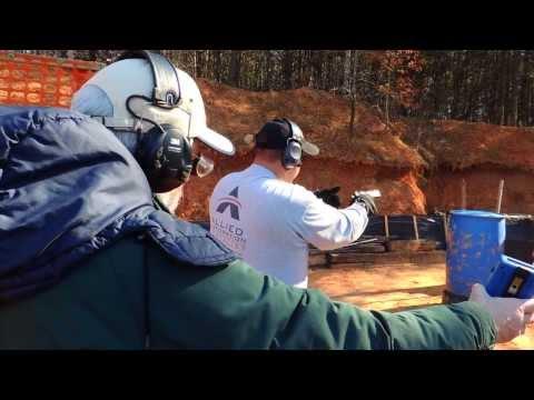 BRAD BANKS 1 18 14 HAWKEYE GUN CLUB USPSA