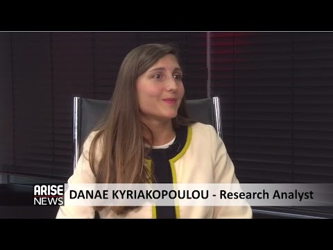 Danae Kyriakopoulou discusses Article 50, Theresa May and Brexit Negotiations
