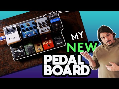 My PERFECT Pedalboard!