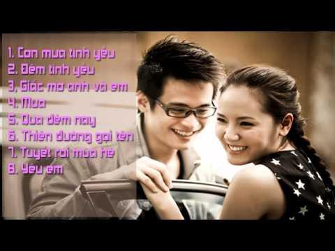 Những bài hát song ca hay nhất của Hà Anh Tuấn - Phương Linh