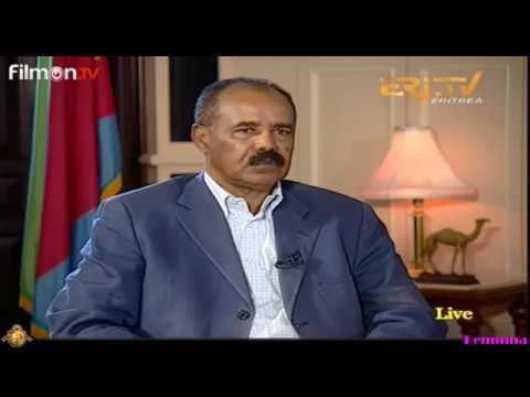 Eritrean New President Isaias Afeworki Interview 1/20/2018 PART TWO